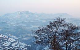 Вал зимы Стоковые Фотографии RF
