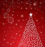 вал конструкции рождества Стоковое Фото