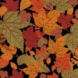 вал листьев искусства графический Стоковые Фотографии RF