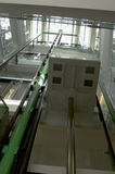 вал лифта Стоковые Изображения
