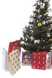 вал подарков рождества полный Стоковые Фотографии RF