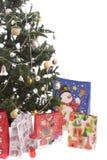 вал подарков рождества полный Стоковая Фотография RF