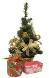 вал подарков рождества Стоковые Изображения RF