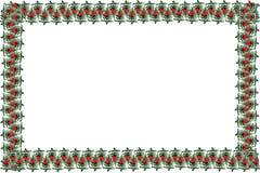 вал приветствию рождества карточки Стоковые Изображения