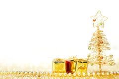 вал рождества декоративный стоковые изображения