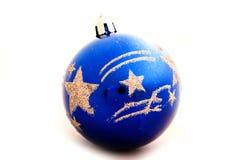 вал рождества изолированный украшением Стоковые Изображения