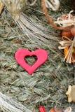 вал рождества фольклорный елевый Стоковое Фото