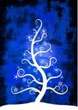 вал снежка рождества иллюстрация вектора