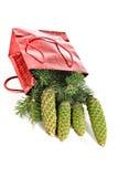 вал сувенира шерсти рождества Стоковая Фотография RF