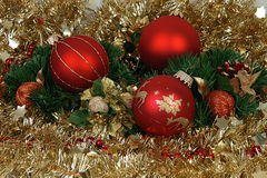 вал украшений рождества Стоковые Фотографии RF