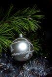 вал украшений рождества Стоковое фото RF