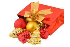 вал украшений рождества Стоковые Изображения