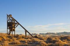 вал шахты рамки головной Стоковое Фото