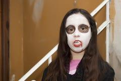 вампир девушки Стоковые Фотографии RF