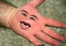 вампир руки Стоковые Изображения RF