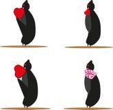 Вампир с сердцем Бесплатная Иллюстрация