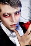 вампир типа стоковое изображение