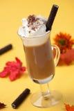 ваниль кофе коктеила шоколада обломока Стоковое Фото