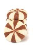 ваниль печенья какао Стоковые Изображения RF
