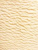 Ванильная деталь мороженого Бурбона Стоковая Фотография RF