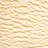 Ванильная деталь мороженого Бурбона Стоковые Изображения