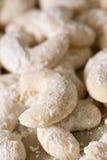 Ванильные печенья Стоковое Изображение