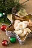 Ванильные печенья Стоковое Изображение RF