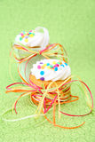 Ванильные пирожные Стоковое фото RF