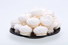 ваниль meringue печений французская Стоковые Изображения RF
