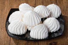ваниль meringue печений французская Стоковое Изображение RF