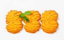 Ваниль Spritz печенья Стоковое Изображение RF