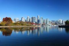Ванкувер в Канаде стоковые изображения