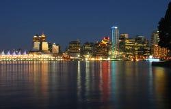 Ванкувер Стоковая Фотография