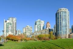 Ванкувер, BC, Канада Стоковая Фотография RF