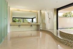 ванная комната красивейшая Стоковое фото RF