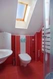 ванная комната малая стоковые фотографии rf