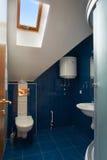 ванная комната малая Стоковая Фотография