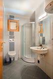 ванная комната малая Стоковое фото RF