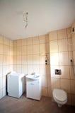 ванная комната новая стоковая фотография