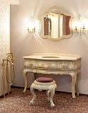 ванная комната ретро стоковое фото