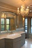 ванная комната роскошная Стоковое фото RF