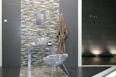 ванная комната самомоднейшая Стоковая Фотография RF