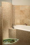 ванная комната самомоднейшая Стоковое фото RF