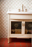 Ванная комната сбора винограда Стоковые Фото