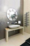 ванная комната сверкная Стоковое Изображение RF