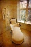 ванная комната старая Стоковое Изображение