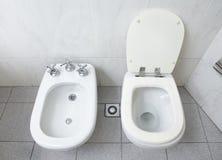 ванная комната 07 Стоковое Фото