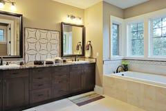 ванная комната Стоковая Фотография RF