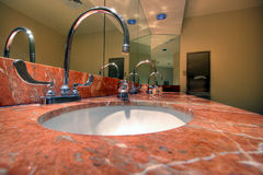 ванная комната 2 славная Стоковое Фото