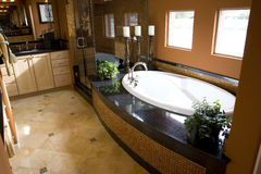 ванная комната 2675 Стоковые Фотографии RF